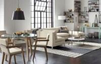 Clean lounge room