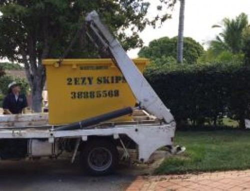 Skip bin hire Brisbane delivery video