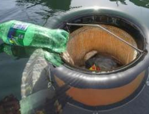 Aussie Device Cleans Rubbish From Oceans